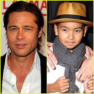 Maddox Jolie-Pitt Not Starring in Brad Pitt's 'Battling Boy'