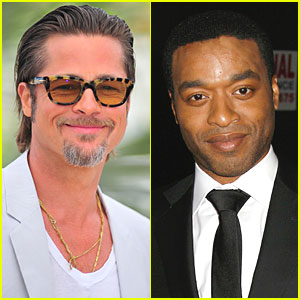 Brad Pitt Producing 'Twelve Years a Slave'