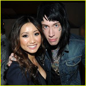 Brenda Song & Trace Cyrus: Expecting First Child?