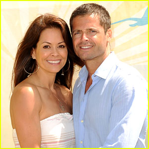 Brooke Burke & David Charvet: Married!