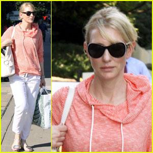 Cate Blanchett: 'Stage Dazzler' in 'Uncle Vanya'