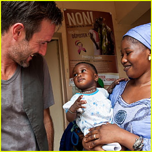 David Arquette: Malaria No More in Senegal!
