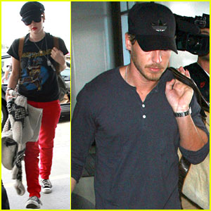 Drew Barrymore & Will Kopelman: LAX Liftoff!