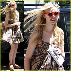 Elle Fanning: 'Twixt' Trailer Released!