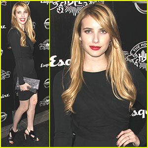 Emma Roberts is College Bound - Exclusive