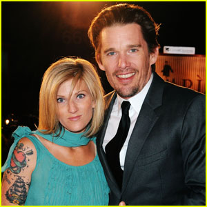 Indiana Hawke: Ethan Hawke's New Daughter!