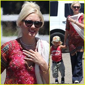 Gwen Stefani Launching Children's Line at Target
