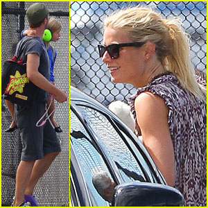 Gwyneth Paltrow: Helicopter Ride into NYC
