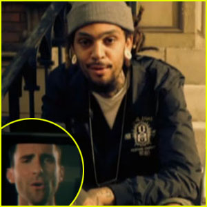 Gym Class Heroes & Adam Levine: 'Stereo Hearts' Video Premiere!