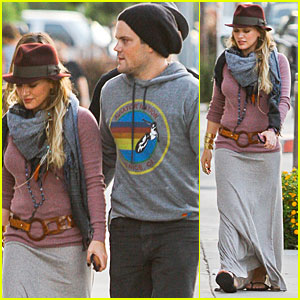 Hilary Duff & Mike: Double Date with Haylie & Nick!