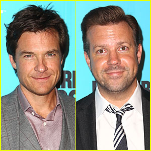 Jason Bateman & Jason Sudeikis: 'Horrible Bosses' in Sydney!