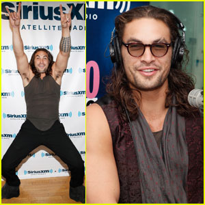 Jason Momoa Gets 'Sirius' About 'Conan