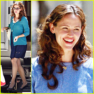 Jennifer Garner: 'Timothy Green' Reshoots!