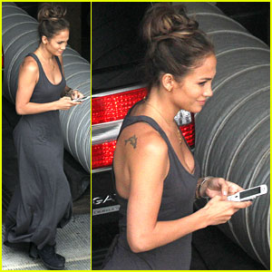 Jennifer Lopez: On Location for 'What to Expect!'