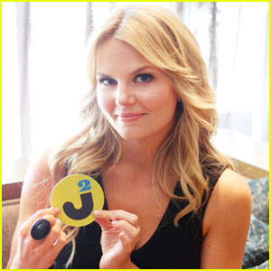 Jennifer Morrison: JustJared.com Exclusive Interview