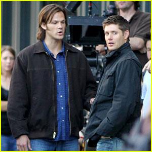 Jensen Ackles & Jared Padalecki: 'Supernatural' Studs!
