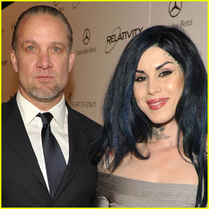 Kat Von D & Jesse James Are Re-Engaged