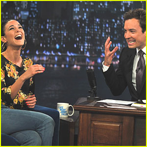 Jimmy Fallon: Just Jared Shoutout!