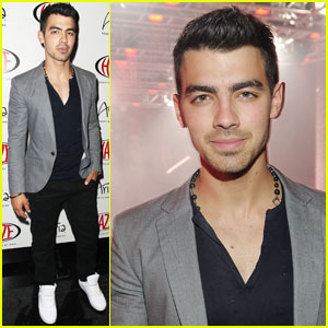 Joe Jonas: Birthday Bash in Sin City!