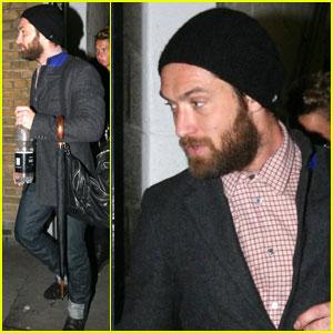 Jude Law: '360' Will Open London Film Fest