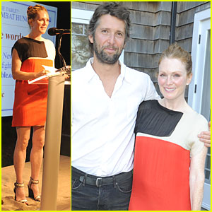 Julianne Moore: What's On The Table?