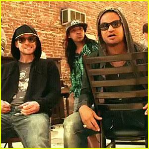 Justin Timberlake & FreeSol: Hoodies On, Hats Low!