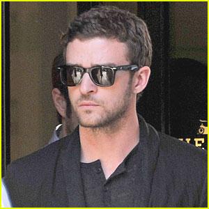 Justin Timberlake: Bonjour, Paris!