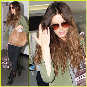 Kate Beckinsale: Not Starring in 'Danger Girl'