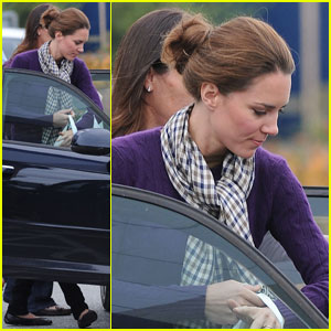 Duchess Kate Recycles Her Clothes