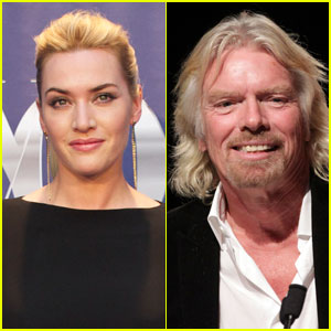 Kate Winslet Escapes Fire at Richard Branson's Home