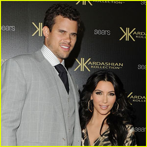 Kim Kardashian & Kris Humphries: Just Married!