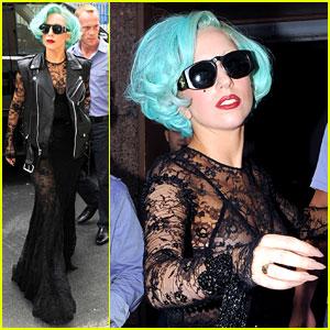 Lady Gaga: 12 Million Twitter Followers!