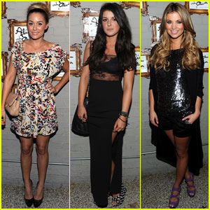 Lauren Conrad & Shenae Grimes: alice + olivia Shoe Launch!