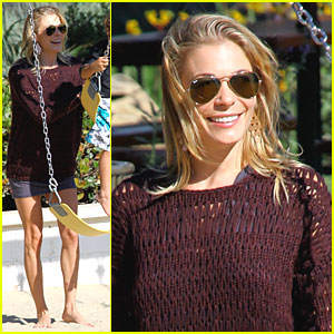 LeAnn Rimes: Playground with Jake!