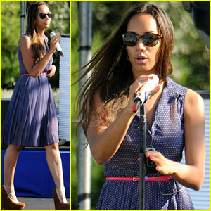 Leona Lewis: Performing in Porto Cervo!