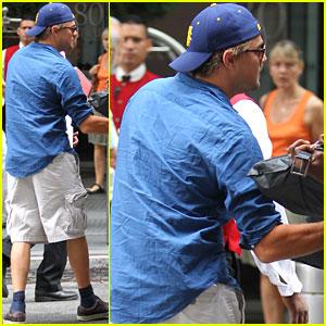 Leonardo DiCaprio: Starring in a Western?