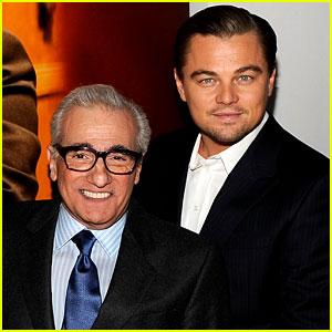 Leonardo DiCaprio & Martin Scorcese: 'The Gambler' Team?