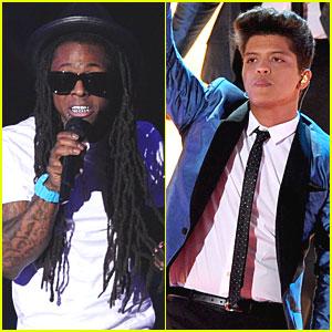 JJ Music Monday: Lil Wayne & Bruno Mars!