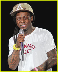 Lil Wayne: 9 Stitches After Skateboarding Accident