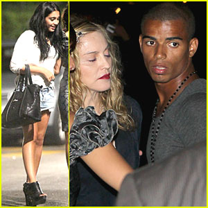 Madonna: Out with Lourdes & Brahim!