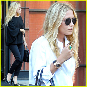 Mary-Kate & Ashley Olsen: Bowery Break