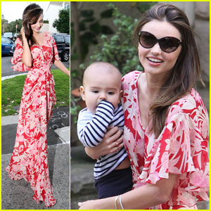Miranda Kerr: I Feel Like A Milk Maid!