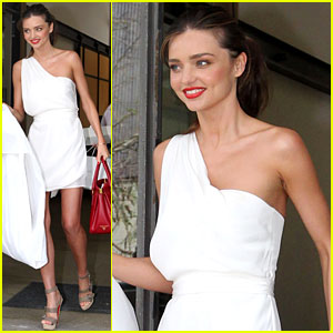 Miranda Kerr: Guest Editor for The Sunday Telegraph!