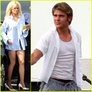 Nicole Kidman & Zac Efron: 'Paperboy' Pair!