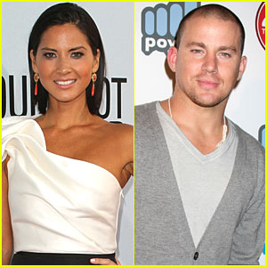 Olivia Munn: Channing Tatum's New Love Interest!