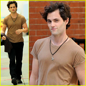 Penn Badgley as Jeff Buckley - First Look!