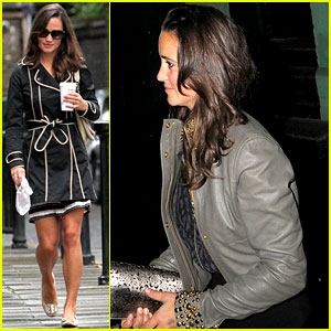 Pippa Middleton & Alex Loudon: Public Pair!