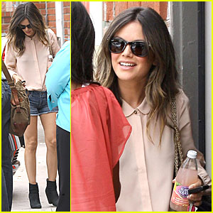 Rachel Bilson: 'Hart of Dixie' Characters are Awesome
