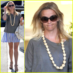 Reese Witherspoon: Back in Brentwood