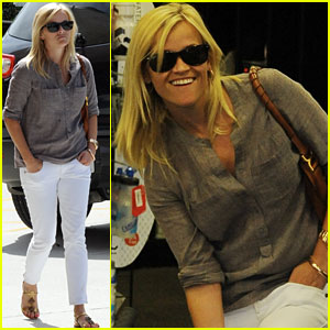 Reese Witherspoon: Friends with Kate!